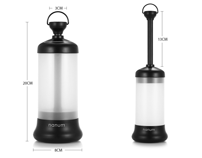 Nanum LX - 001 travel light portable outdoor LED camping lantern