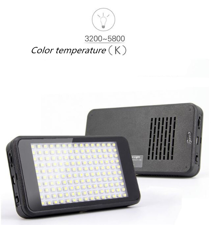 Photography Portable Camera Shooting Lamp For LED-VL011-150