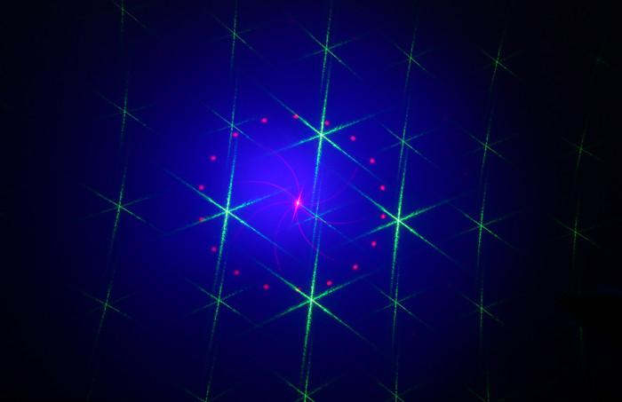 lightme RGB laser projecto stage light