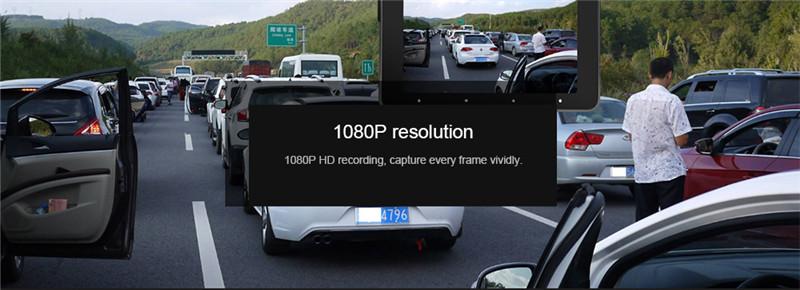 SJCAM M30 HD 1080P Capacitive DVR