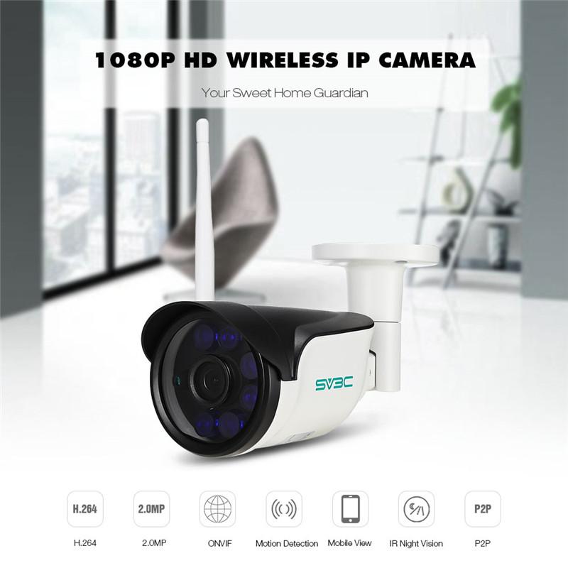 SV3C SV - B01W - 1080P WiFi Camera Outdoor Security Surveillance CCTV