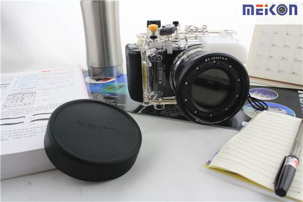 waterproof casing for Sony RX100 II