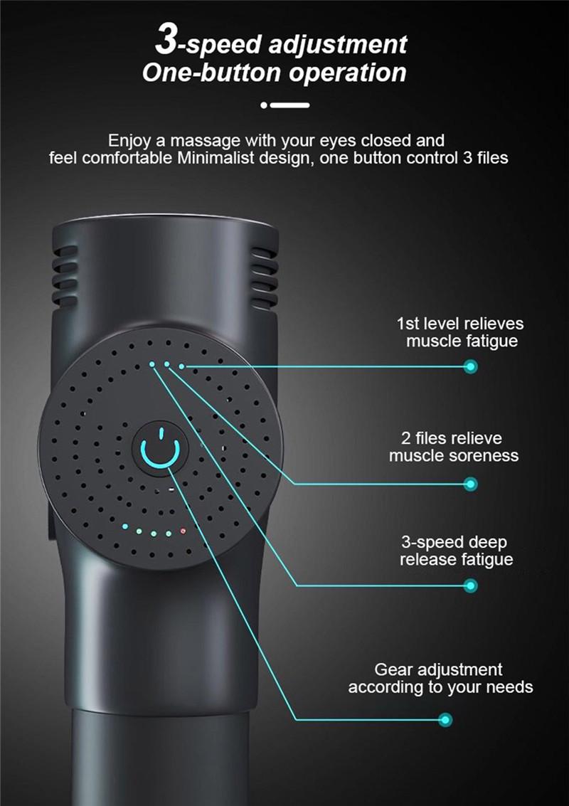 Tissue Massage Gun