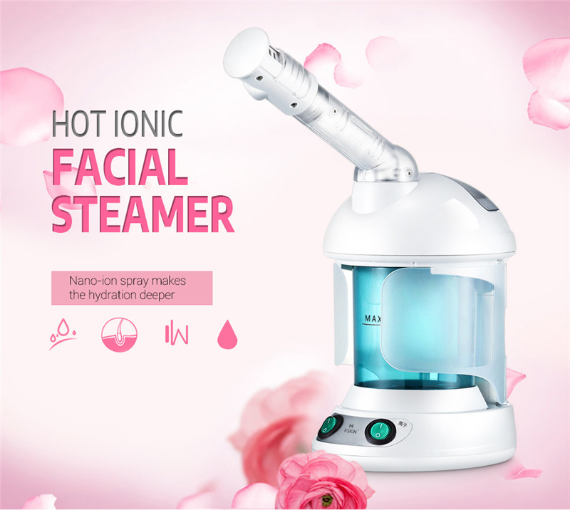 K-SKIN KD2328 portable facial steamer mist sprayer