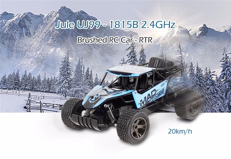 Jule UJ99 - 1815B 2.4GHz 1:20 RC Car RTR
