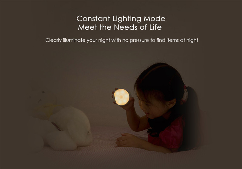 Yeelight USB powered infrared human sensor small night light