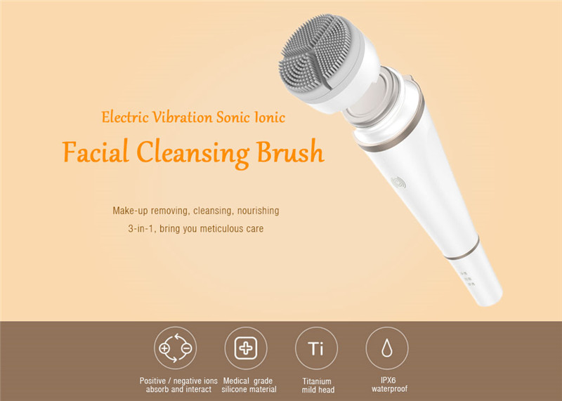 Sonic Facial Cleansing System