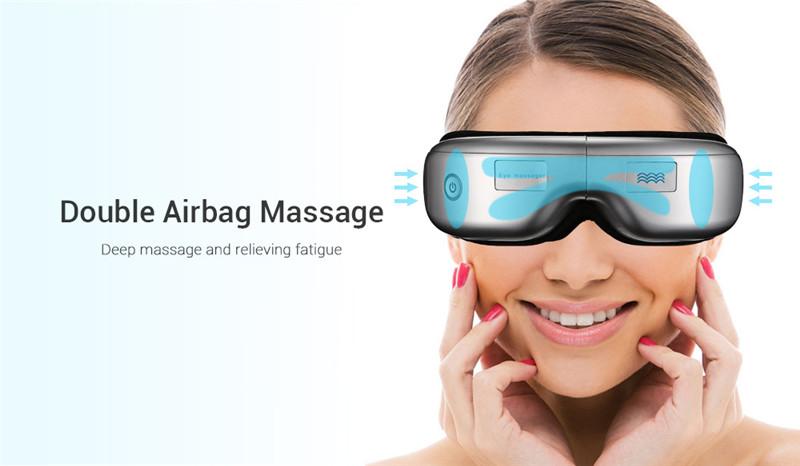 Wireless Eye Massager Protector Mask