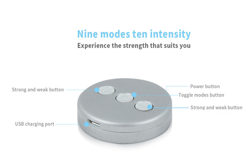 G - 5230 Massage Electric Physiotherapy Sticke