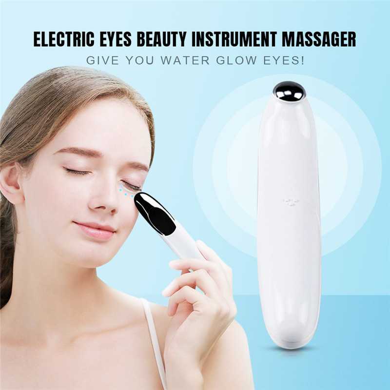 R6 Ion Eyes Beauty Instrument Massager Bags Wrinkles Remover
