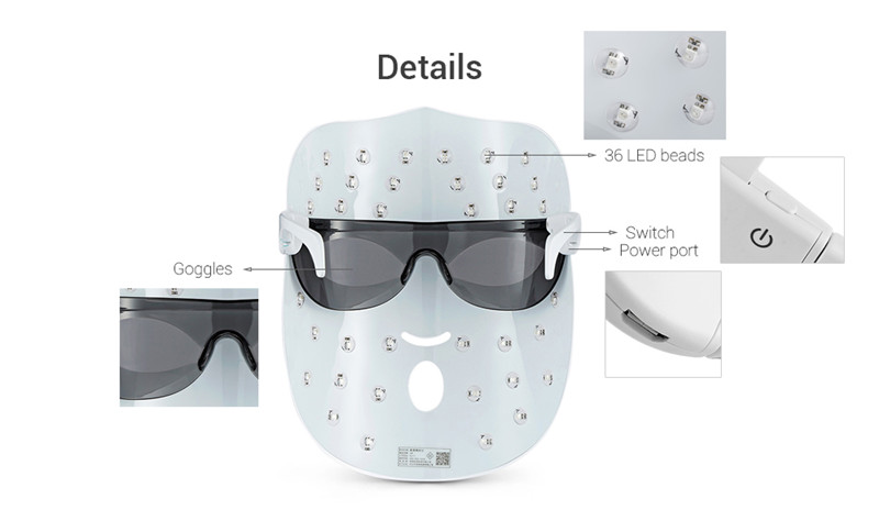 Electronic Mask Rejuvenation Instrument
