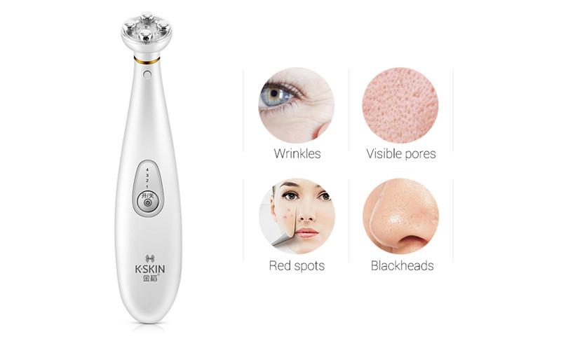K_SKIN Facial Massager Portable Skin Care