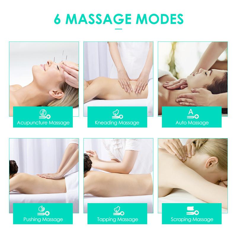 Voice Control Cervical Massager