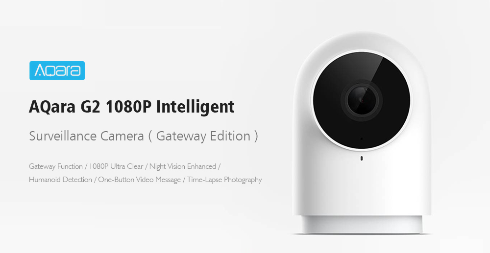Aqara G2 1080P intelligent network surveillance camera