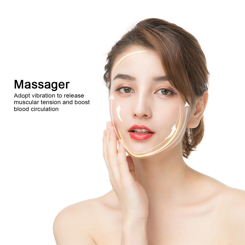 Electric Facial Scraping Plate Massager