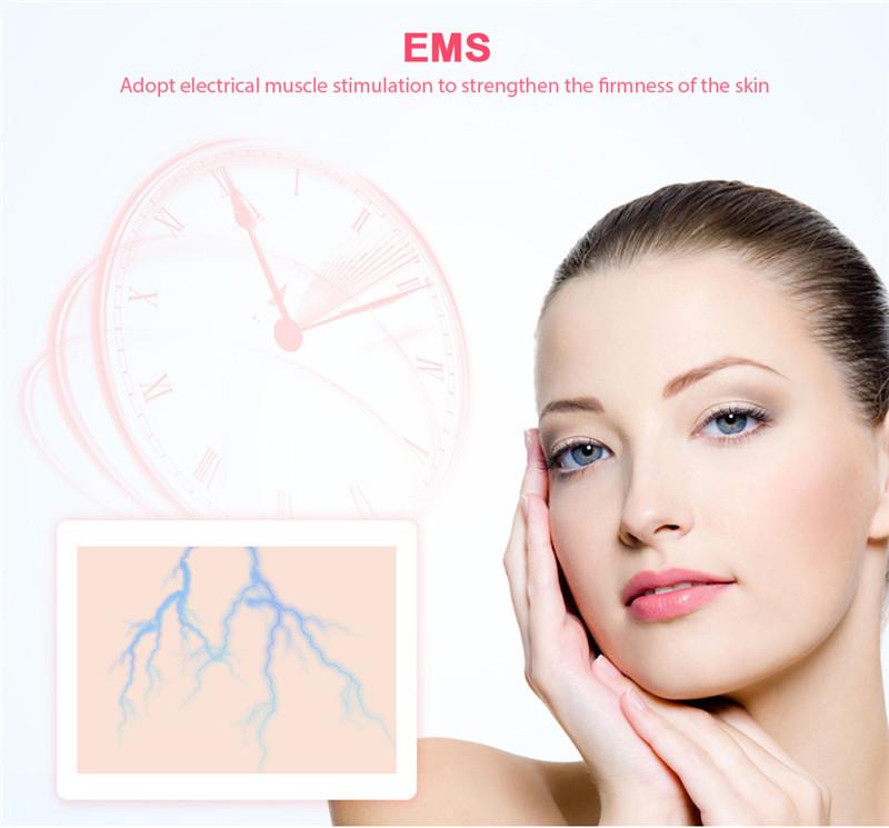EMS Electric Facial Care Massager Lifting Toning