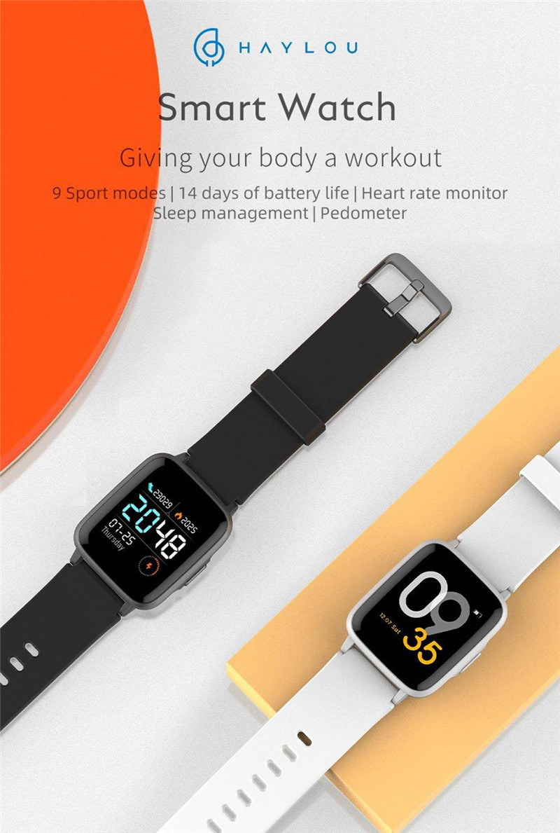 Kospet magic blood pressure test / heart rate detection smart watch
