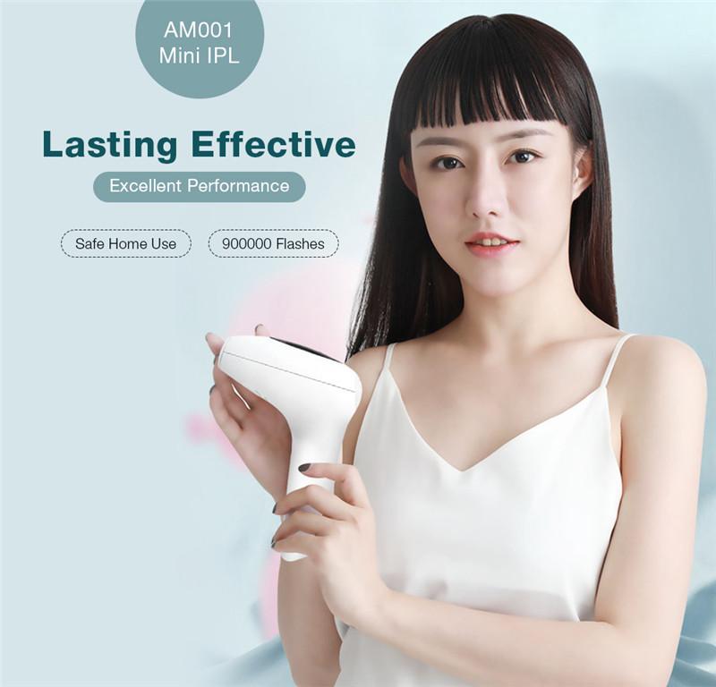 900000 Flashes IPL Hair Removal Full Body Painless Handheld Epilator