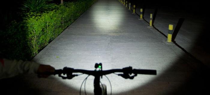 BL800F 1560LM led bicycle light