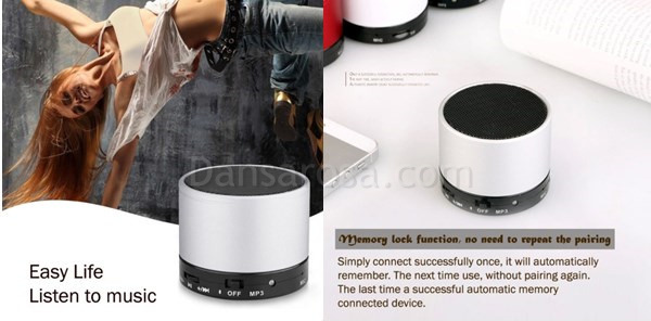 handsfree mini speaker with mic