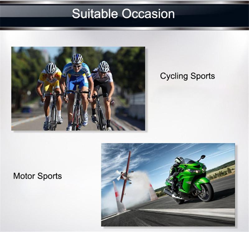 VNETPHONE motorcycle bluetooth helmet headset interphone wireless 6 riders handsfree headphone