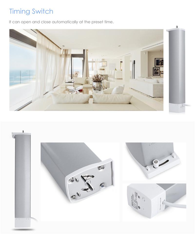 Aqara intelligent curtain motor smart home device