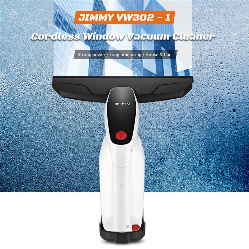 JIMMY Cordless Window Glass Vacuum Cleaner
