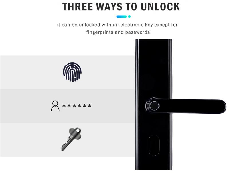 Aqara S2 Pro Smart Intelligent Door Lock Password Fingerprint