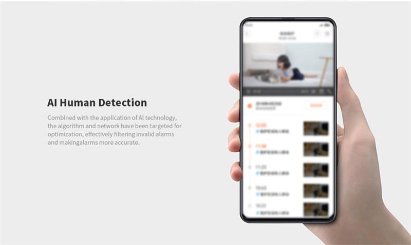 IMILAB 1080P HD Smart Wireless IP Camera Indoor Surveillance