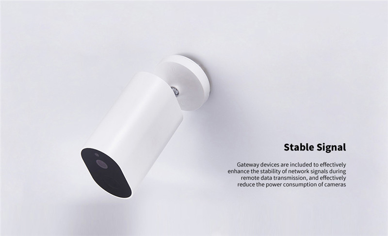 IMILAB CMSXJ11A Battery Edition IP65 Smart Camera