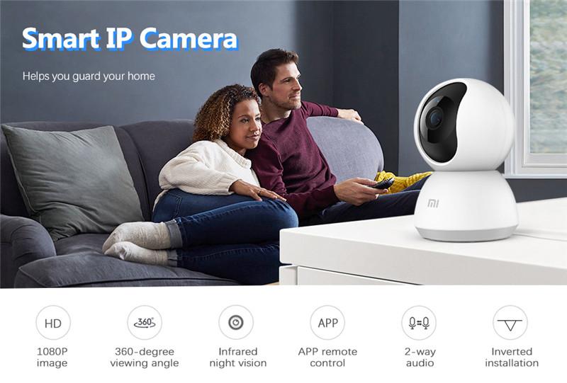 MIJIA PX03 MJSXJ02CM 1080P smart IP camera