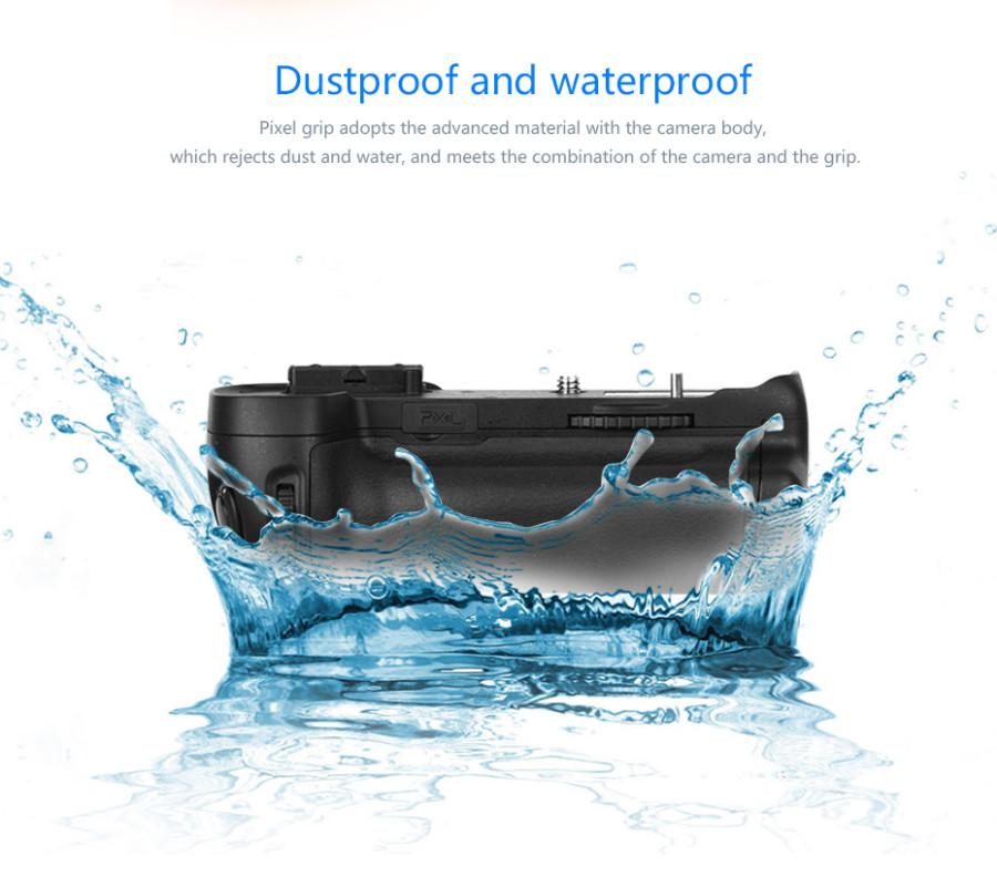 Pixel Vertical D14 Battery Grip Holder For Nikon D600 D610