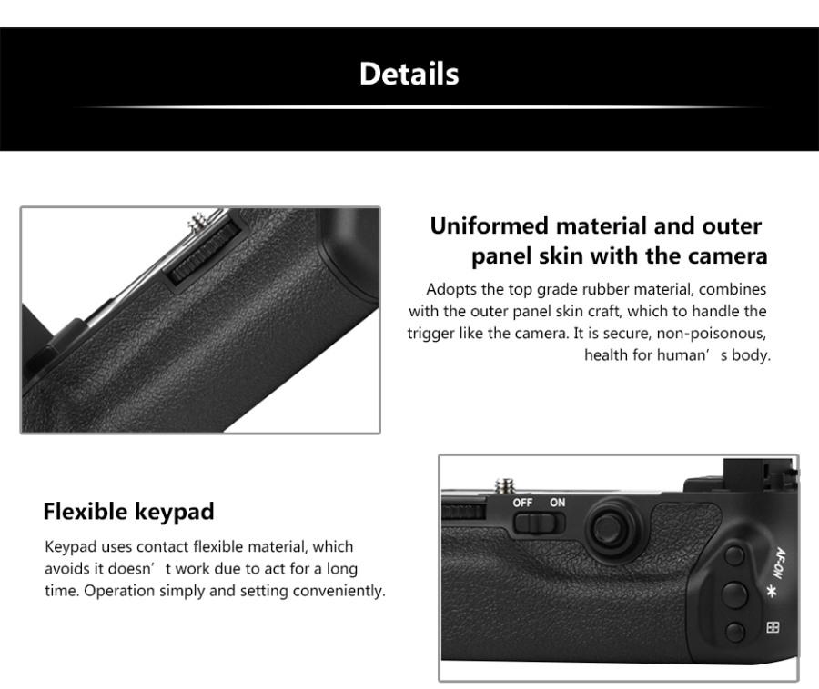 PIXEL E11 Battery Grip Holder for Canon 5D Mark III