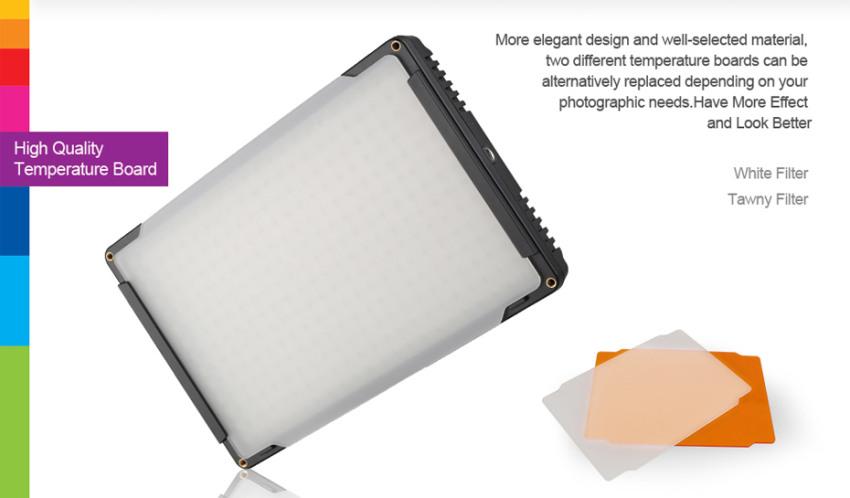 PIXEL DL-913 Video LED Fill Light