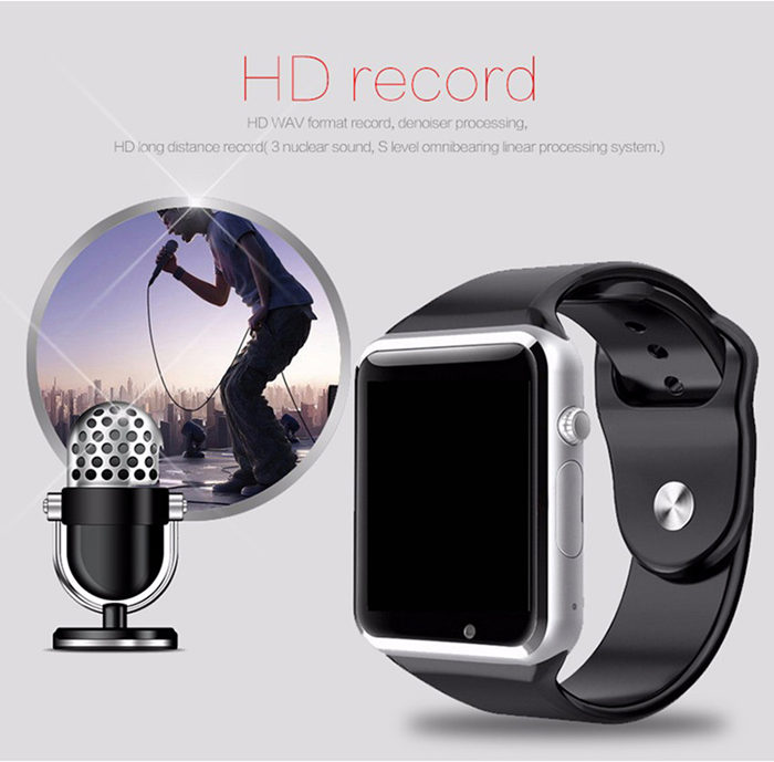 A1 Smart Watch For Android Phone With Camera