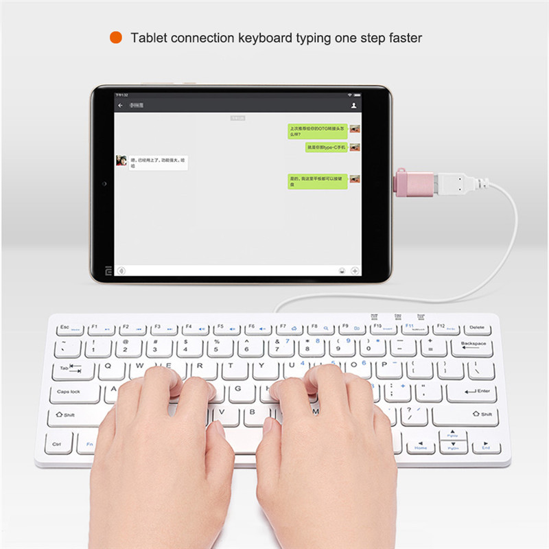 OTG type-c usb c adapter micro type c usb-c usb 3.0 Charge Data Converter