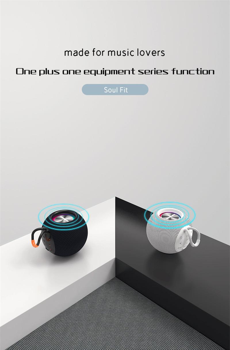 OPESTAR H52 TWS portable waterproof bluetooth speakers