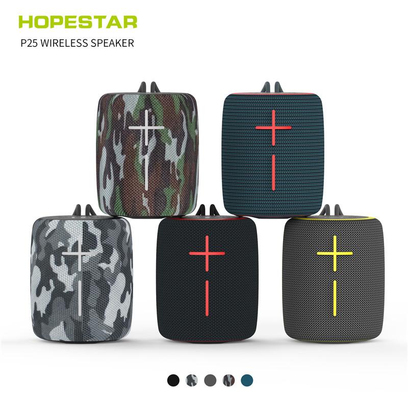 HOPESTAR P25 mini portable bluetooth speakers