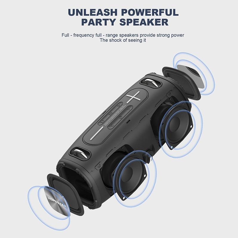 HOPESTAR H50 High-Power portable bluetooth speaker