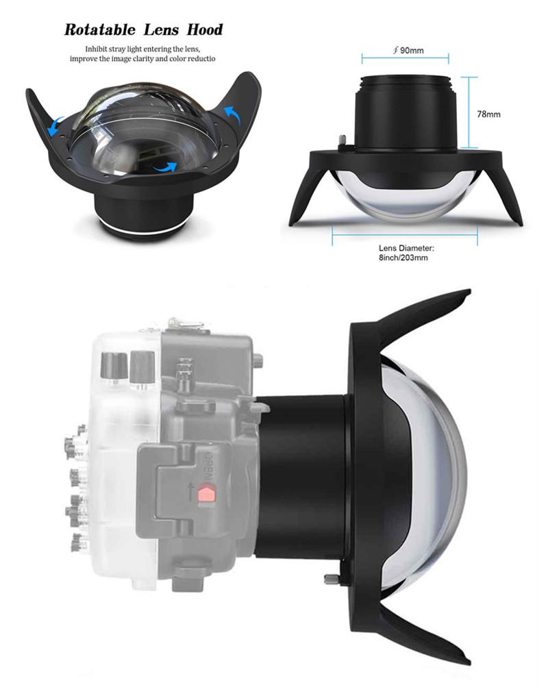 Sony A9II waterproof case 8