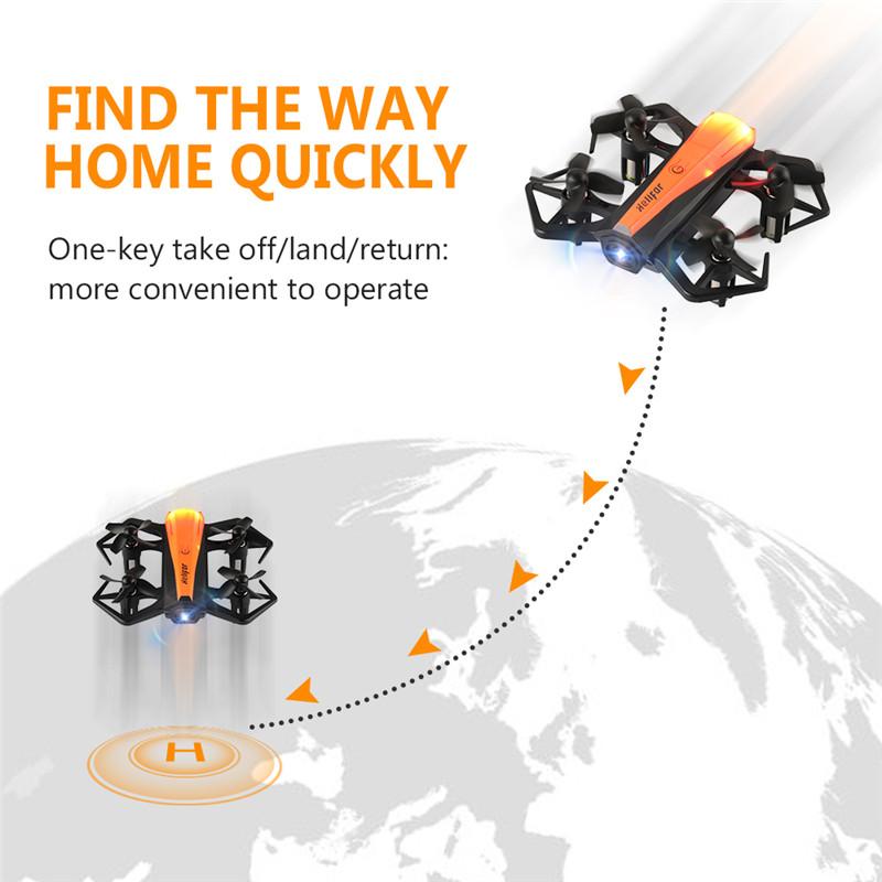 helifar H802 Air Press Altitude Hold Mini Portable RC Quadcopter
