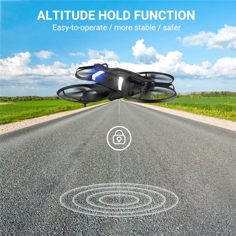 helifar H816 720P WiFi FPV Foldable RC Quadcopter