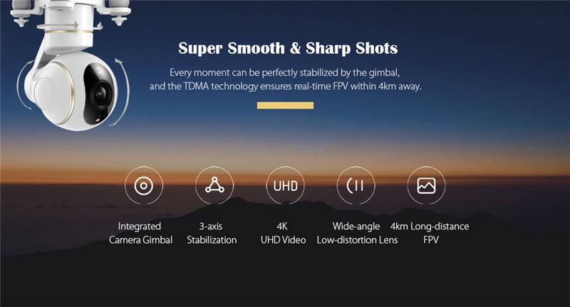 Xiaomi Mi Drone HD 4K WIFI FPV 5GHz Quadcopter