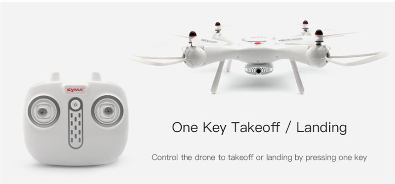 Syma X25 GPS WiFi FPV Indoor RC Drone