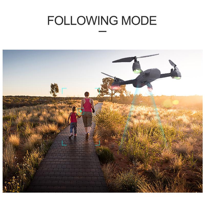 JINXINGDA JXD528 100m Control 720P Altitude Hold FPV RC Drone