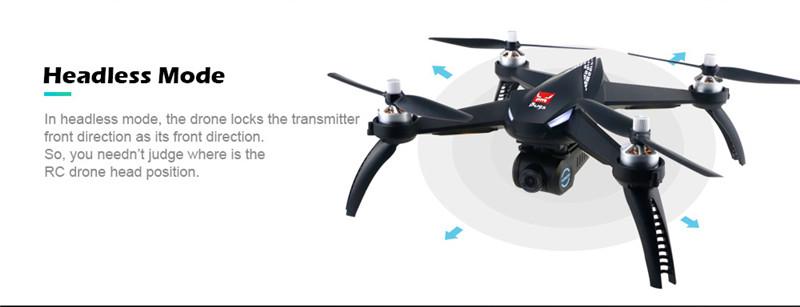 MJX Bugs 5W ( B5W ) WiFi FPV 1080P RC Drone