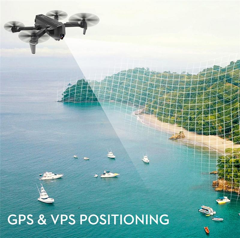 ZEROTECH Hesper GPS VPS 4K WiFi FPV RC Drone
