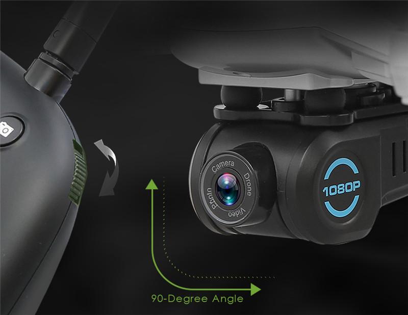 JJRC JJPRO X5 1080P GPS  5G WiFi FPV RC Drone