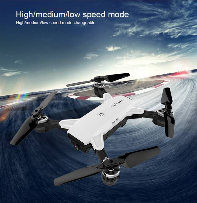LD - 250 Foldable 2MP 720P WiFi FPV RC Drone Quadcopter