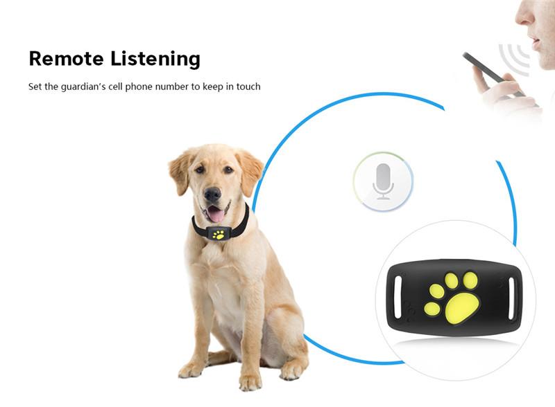 Pet Tracker GPS Dog Z8 - A